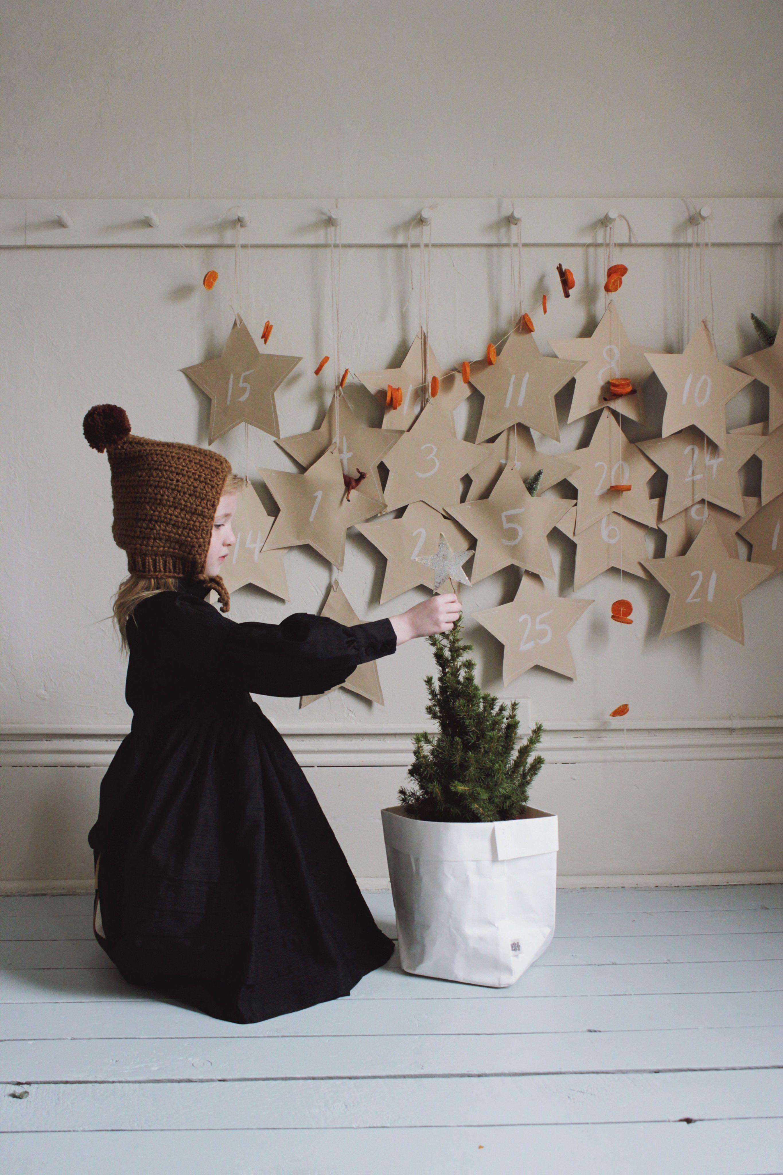Star of Wonder Advent Calendar Printable | merrilee-liddiard