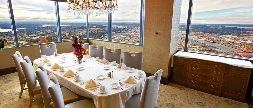 Meetings Events & Receptions At Columbia Tower Club Seattle Wa New Private Dining Rooms Seattle Design Ideas
