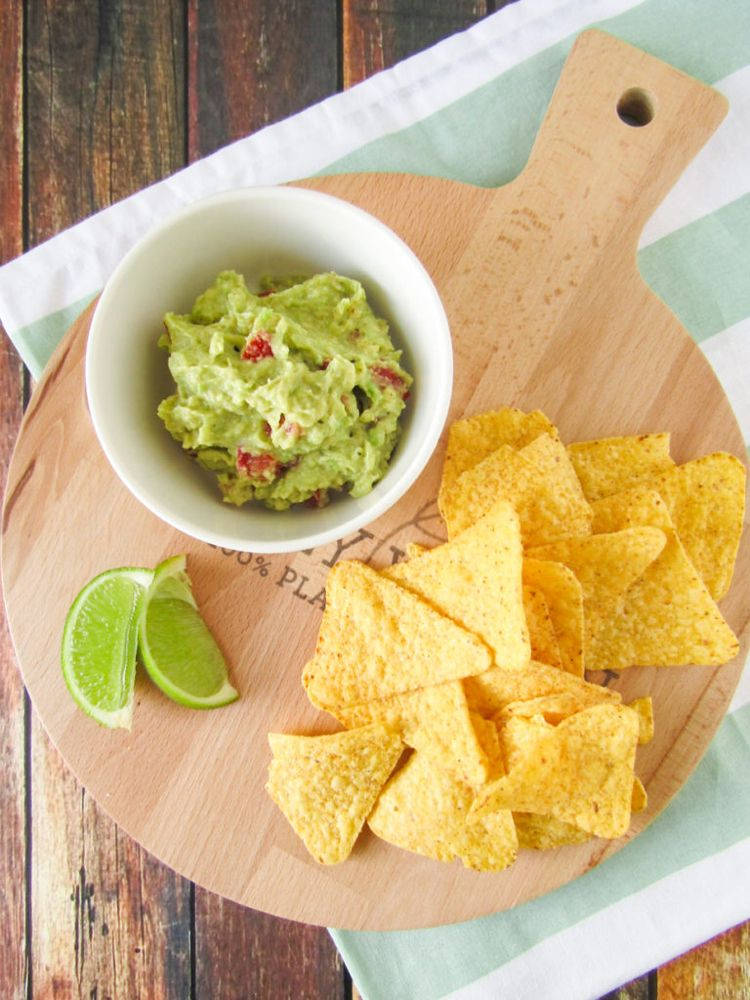 Zoek niet verder: het lekkerste guacamole recept! - Simplyvegan.nl