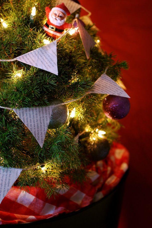 Christmas tree Easy ideas DIY