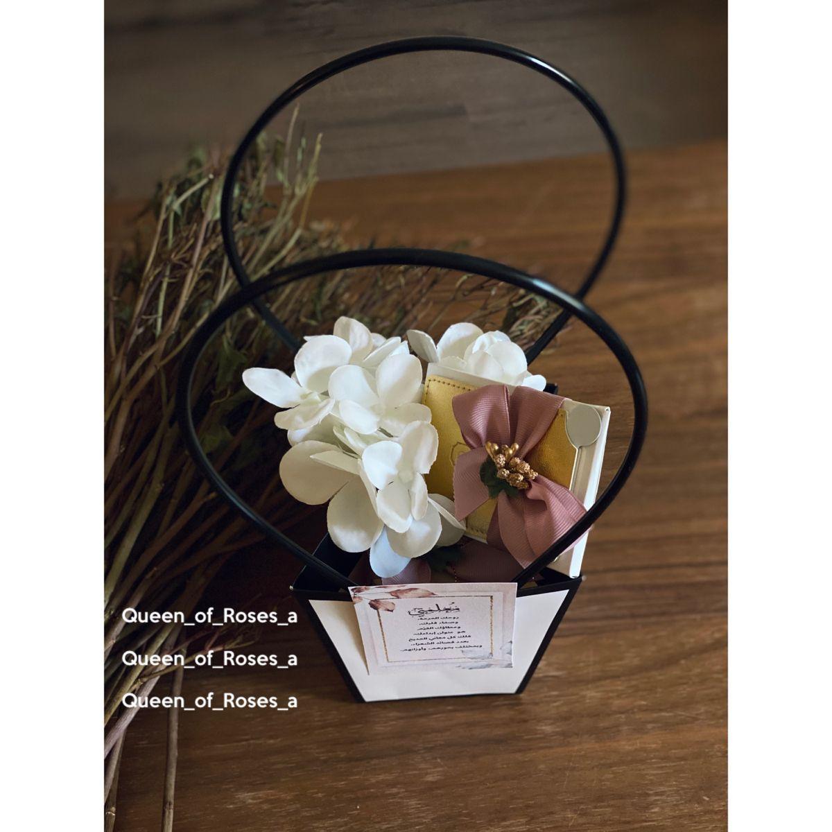 توزيعات يوم المعلم Crown Jewelry Queen Rose