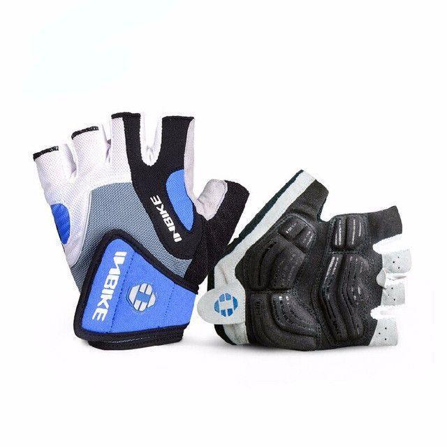 Cycling Gloves Half Finger Bicycle Gloves Bike Gel Pad Racing Biking Gloves
