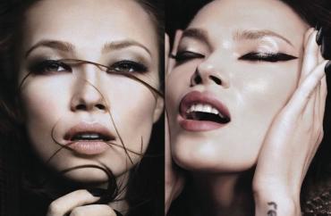 Jo Baker Celebrity makeup artist, Makeup, Kiss makeup