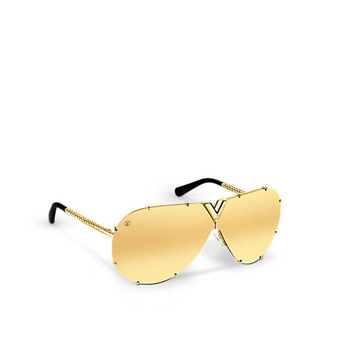 LV Drive WOMEN ACCESSORIES Sunglasses   LOUIS VUITTON   Fall fashion 6beba42a5dd6