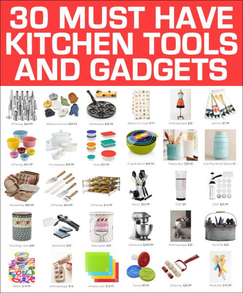 30 Kitchen Tools And Gadgets How To Nest For Less Kitchen Tools And Gadgets Baking Equipment Baking Equipment Gadgets