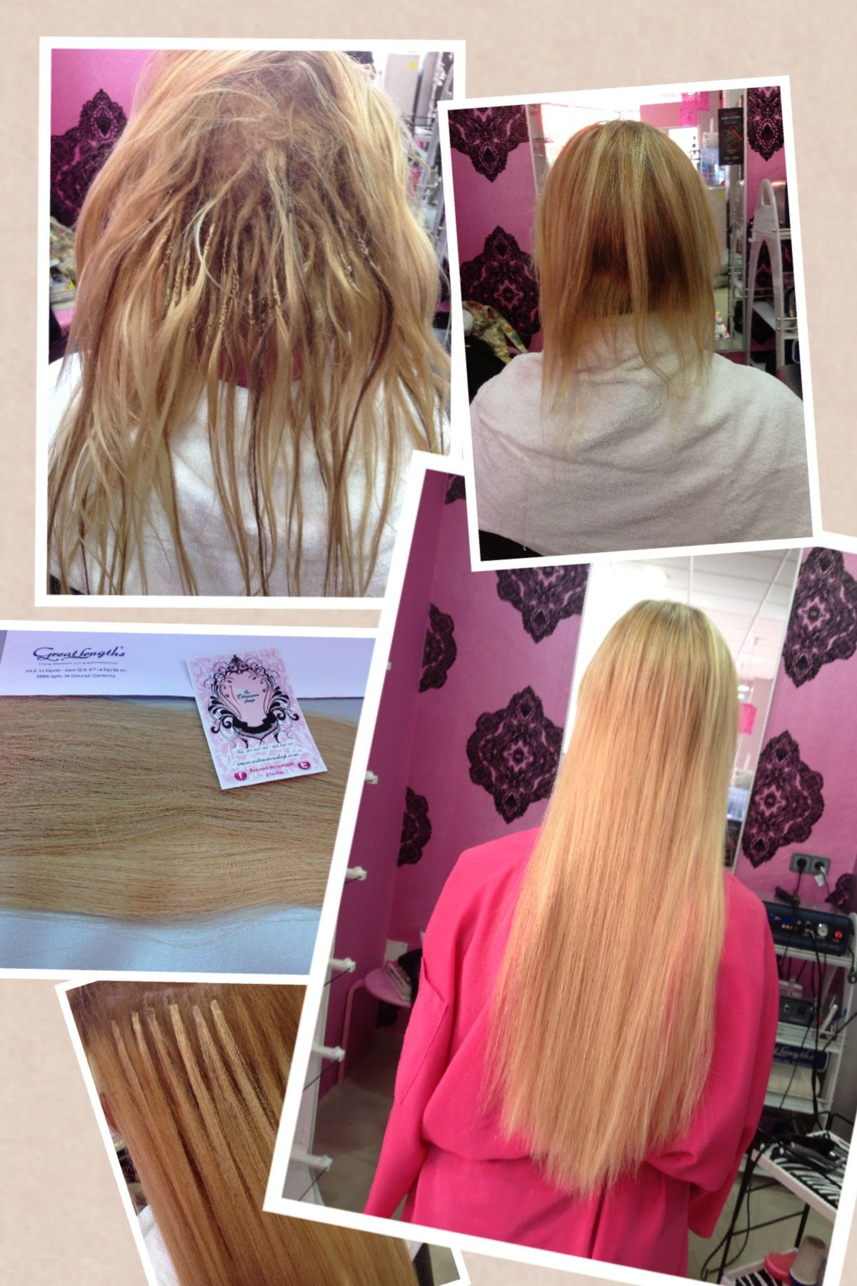 Before and after by the extension shop hair extensions before and after by the extension shop pmusecretfo Image collections