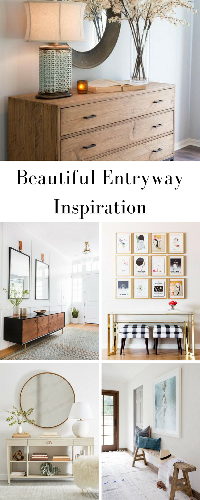 Inspiration Post Beautiful Entryways to give