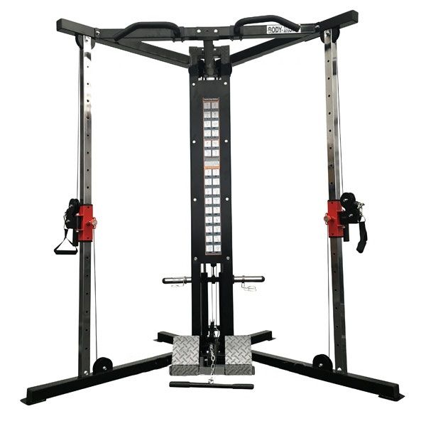 Home gym equipment cable crossover machine tx buy new