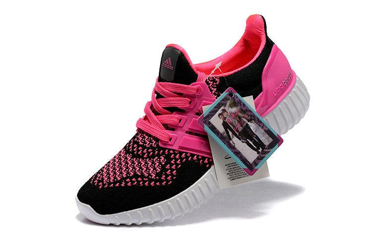 7cab9b691c480 Adidas Yeezy Ultra Boost 2016 GS Think Pink UK Trainers 2017 Running Shoes  2017