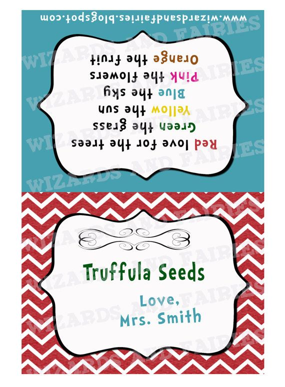 photo about Truffula Seeds Printable named Dr. Seuss Printable for the Lorax. Truffula Seeds (jelly