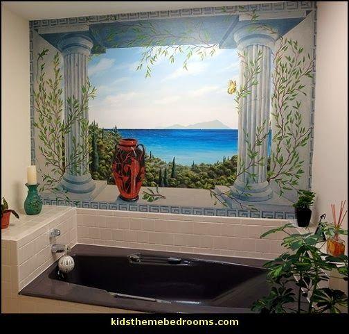 33+ Greek mythology room decor ideas
