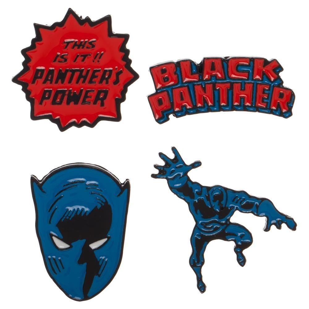 MARVEL Comics Inspired Lapel Pins