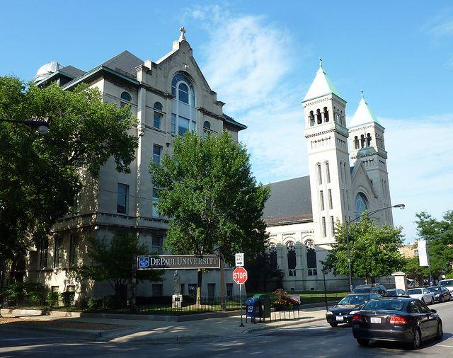 St  Vincent de Paul in Lincoln Park   colleges