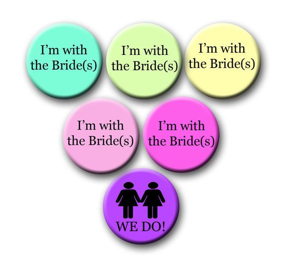 Lesbian bachelorette party favors