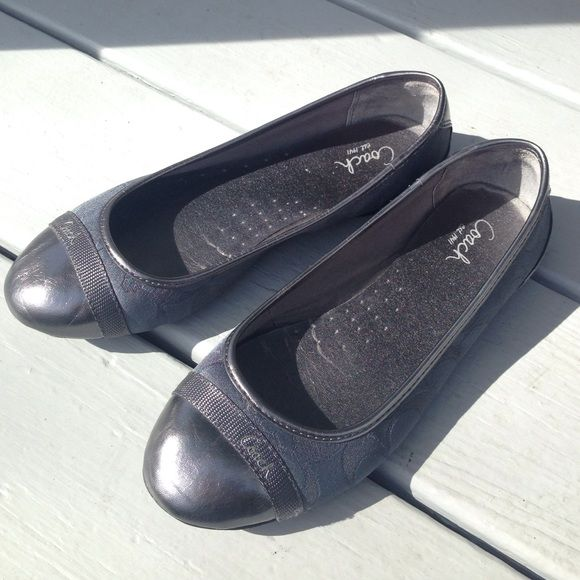 Coach Flats Like new coach flats, worn once. Coach Shoes Flats & Loafers