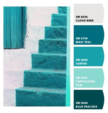 Paint colors from Chip It! by Sherwin-Williams color multi