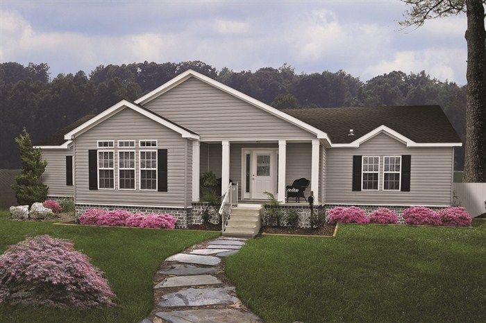 Clayton Homes The Johnson Ez 440 House Floor Plans