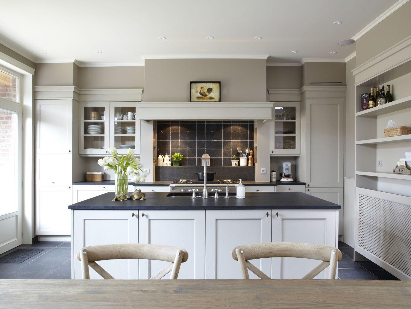 Afbeeldingsresultaat voor dovy keukens landelijk keuken pinterest kitchens house and - Onderwerp deco design keuken ...