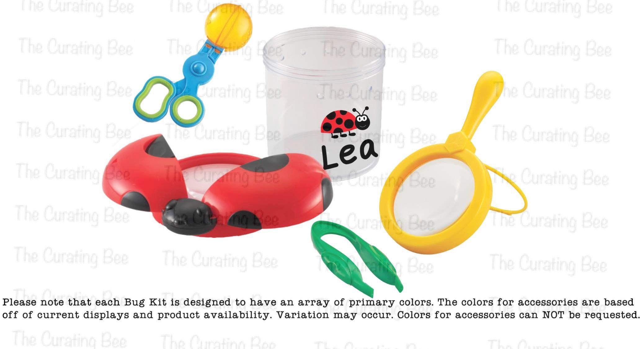 Primary Science Magnifier /& Tweezers
