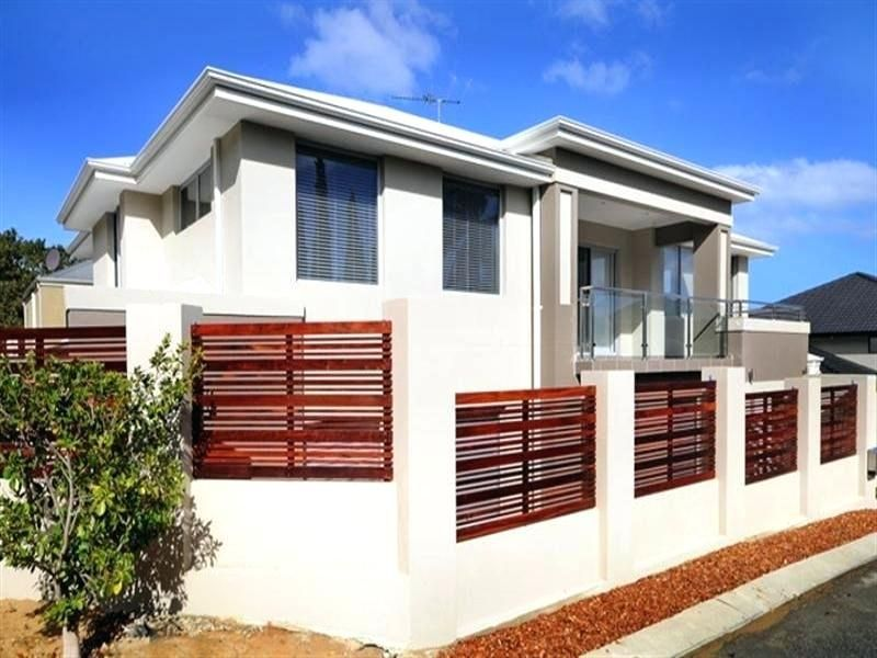 Modern concrete fence design philippines wrought iron gate designs google search wall also rh in pinterest