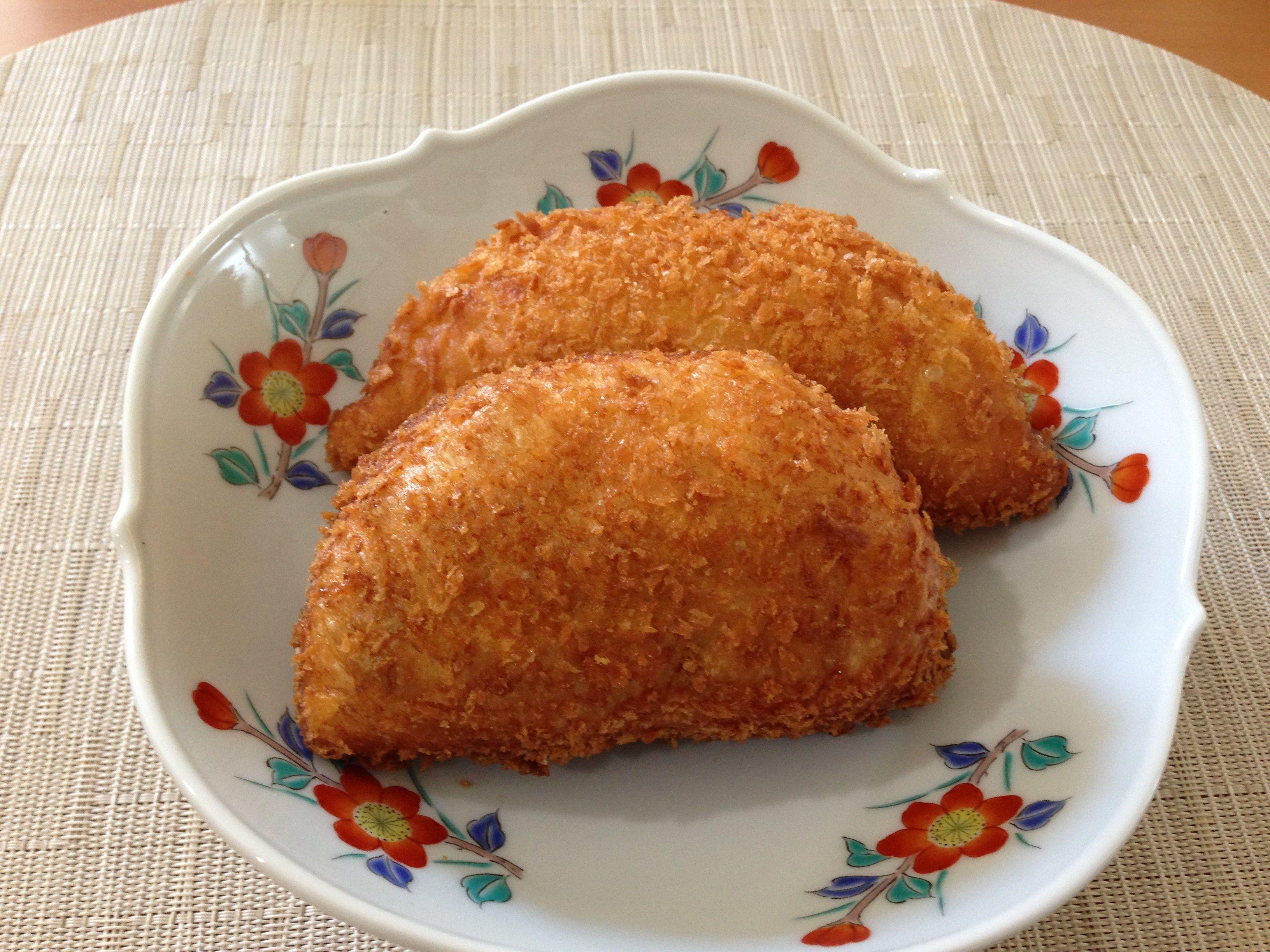 Kare Pan Recipe How To Make Japanese Curry Bread Curry Bun Japanese Cookbook Japanese Recipes From Mari S Tokyo Curry Bread Kare Pan Recipe Curry Buns