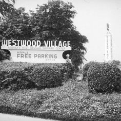 Westwood Village, Los Angeles, CA