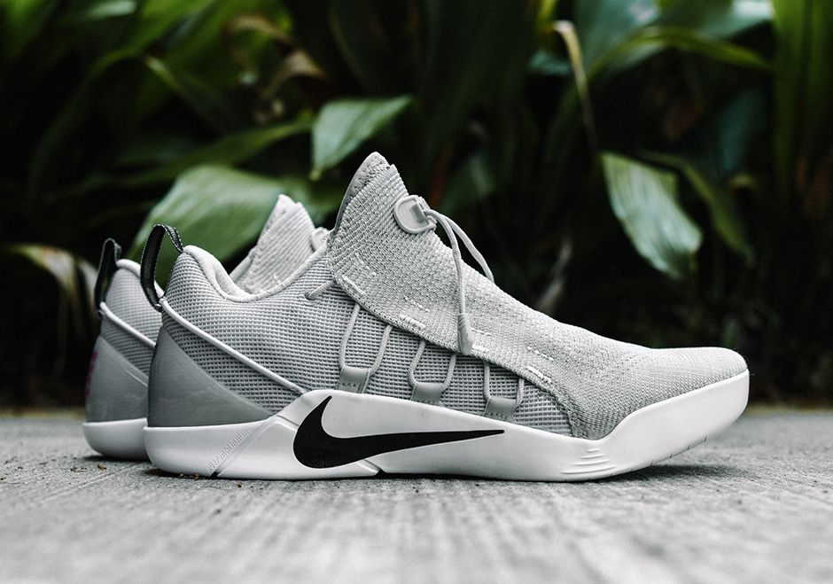 Kobe AD NXT Wolf Grey Release Date 882049-002 | SneakerNews.com