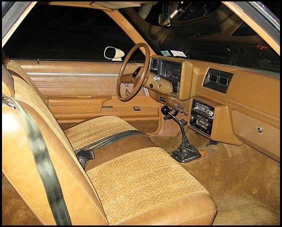 1979 Chevrolet El Camino Conquista 5 0l 4 Speed Presented As Lot