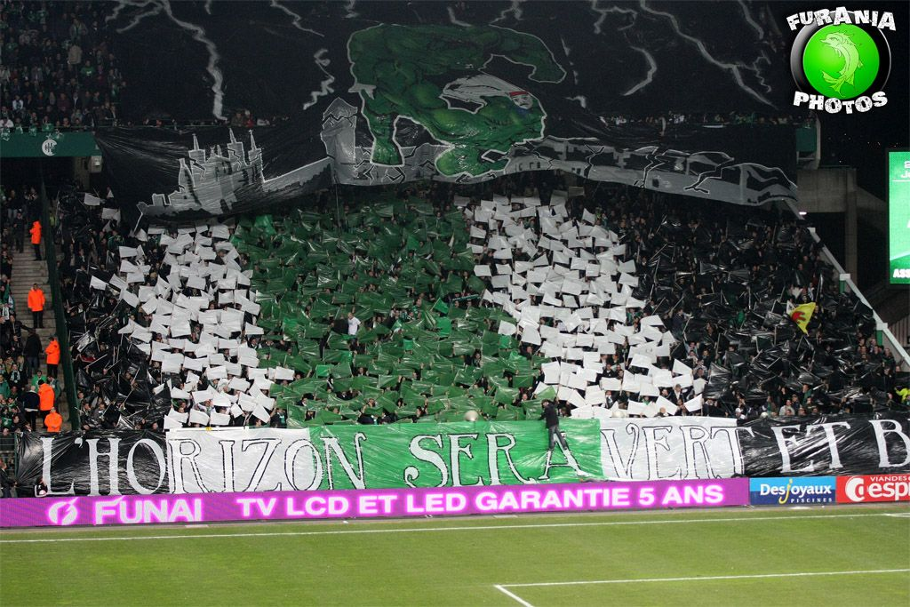 17 mars 2012: Ligue 1 J28 - ASSE 0/1 OL (MF91)
