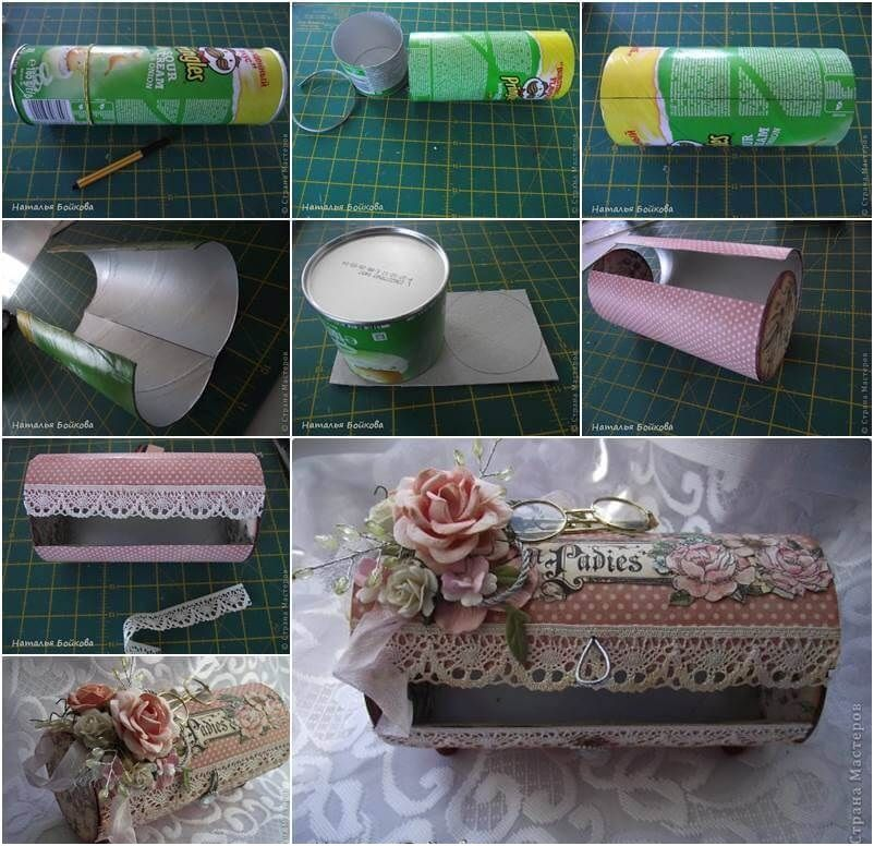 Best Out Of Waste Diy Creative Craft Ideas Step By Step With