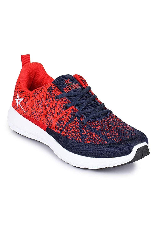 reform Running sport shoes, Sneakers, Black mesh
