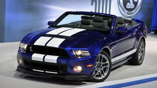 2016 ford mustang shelby gt500 convertible ford future cars for