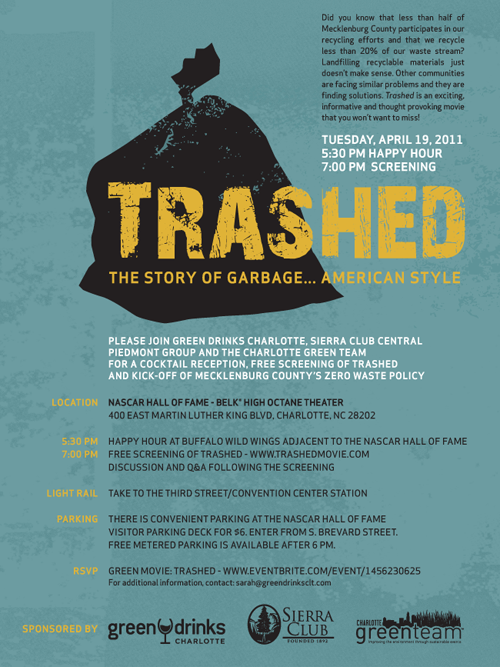 Trashed The Movie Screening Movies, Movie posters, New
