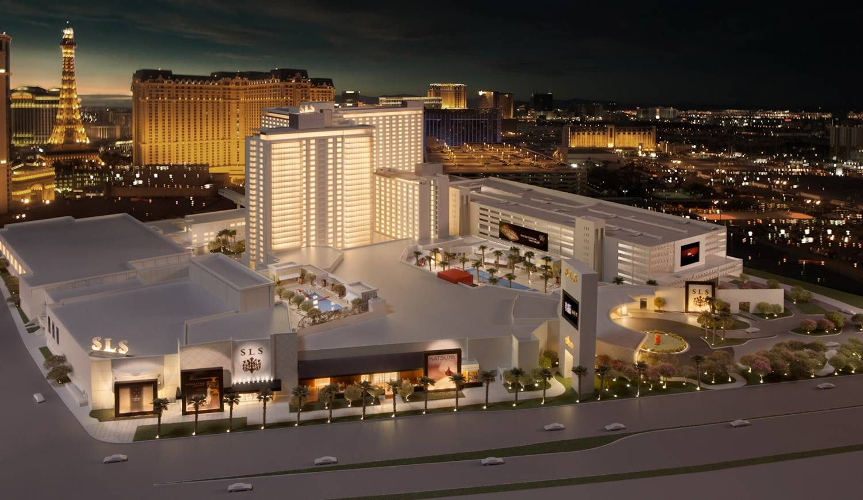 Las Vegas Sahara Hotel 1952 To Reopen As Sls Hotel Las Vegas In 2014 Sls Las Vegas Las Vegas Luxury Sls Hotel Las Vegas