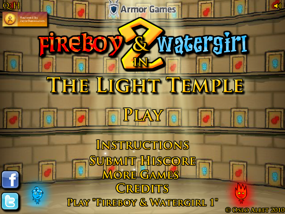 The Light Temple - Play on Armor Games