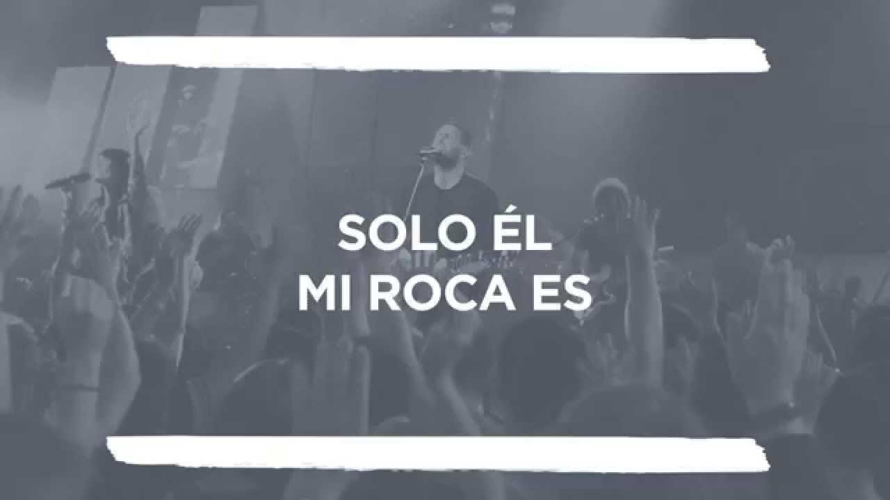 Mi Roca - Hillsong Worship