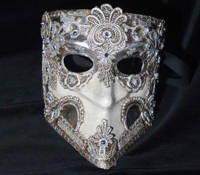 Bauta silver sa04 bauta con decorazioni color argento - Pagina colorazione maschera gatto ...