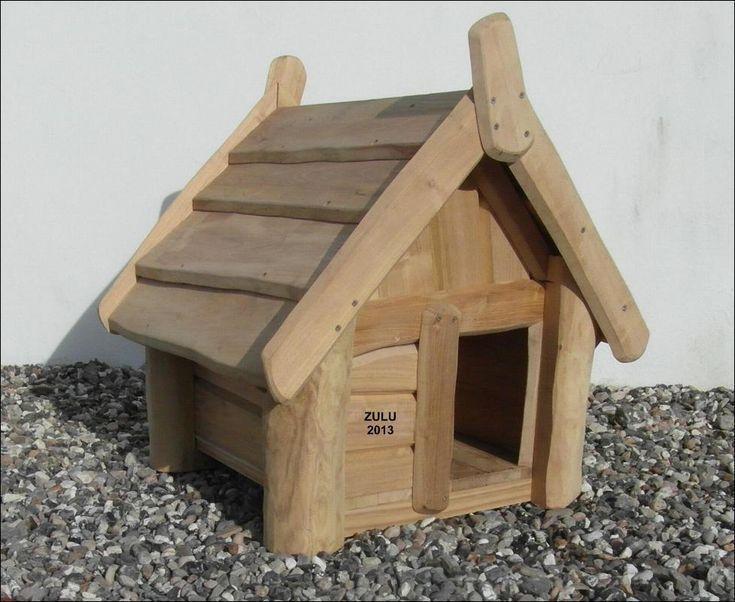 Zulu´s Palace – robinie doghouse- Zulu´s Palace – robinie hu…