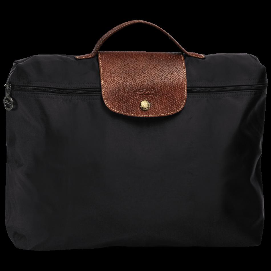 Document holder - Le Pliage - Handbags - Longchamp - Black ...