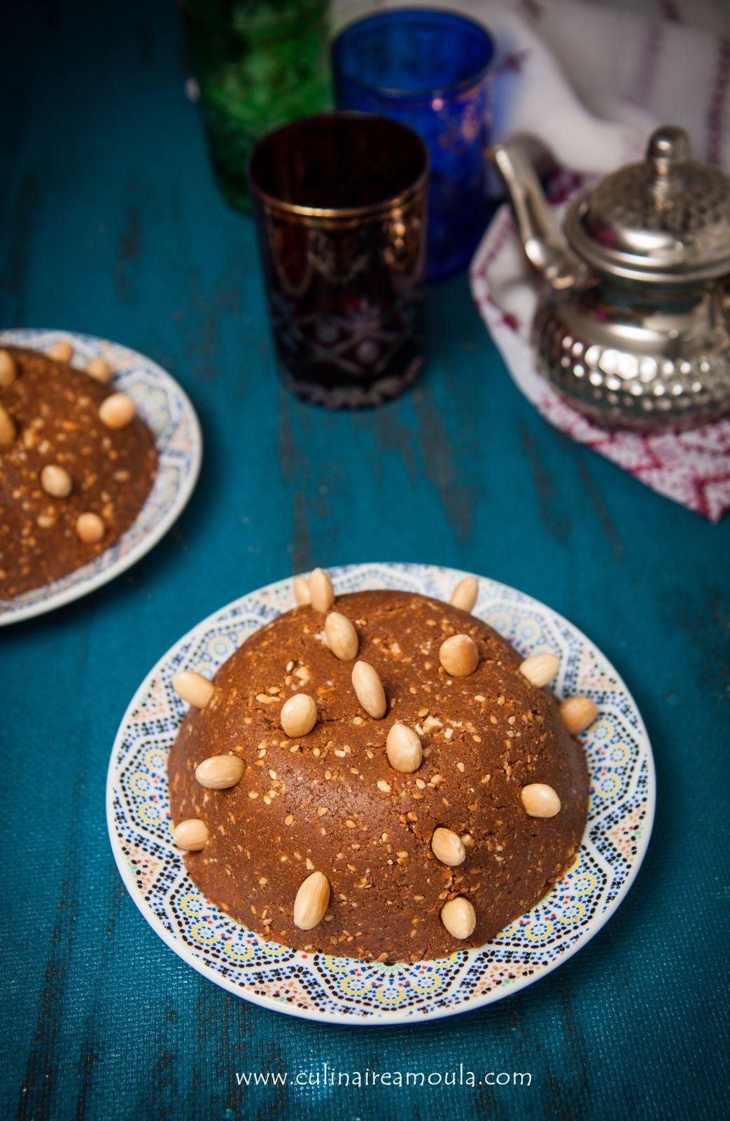 sellou sans beurre et sans sucre in 2019 cuisine arabe. Black Bedroom Furniture Sets. Home Design Ideas