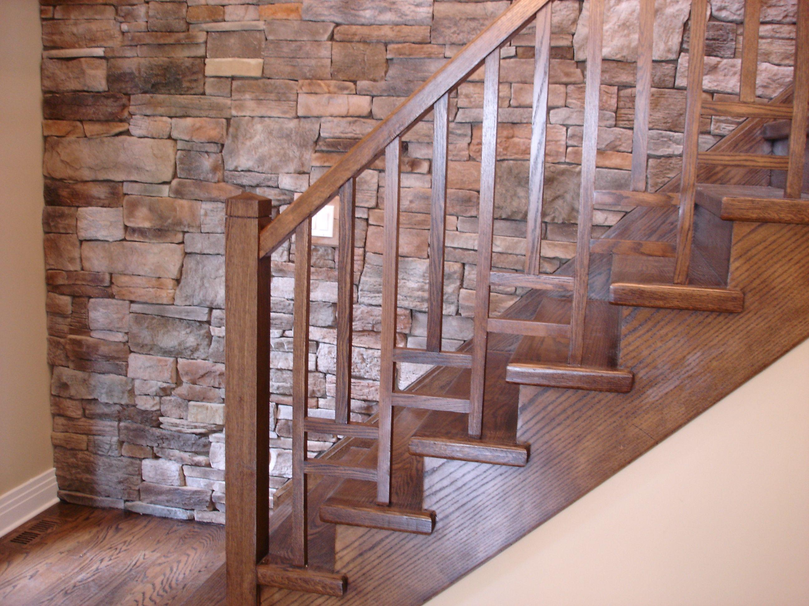 Wonderful Wood Handrail Designs Stairs Design Design Ide Home Design | Houzz BC
