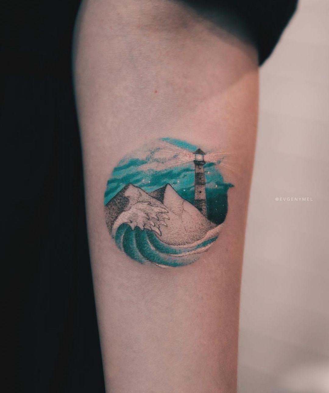 Tatuajes Originales Con Mucho Color Encuentra El Ideal Para Decorar Tu Piel Tattoo Tatuajes Tatuajes Originales Tatuaje A Color Tatuaje Pequeno Para Hombre