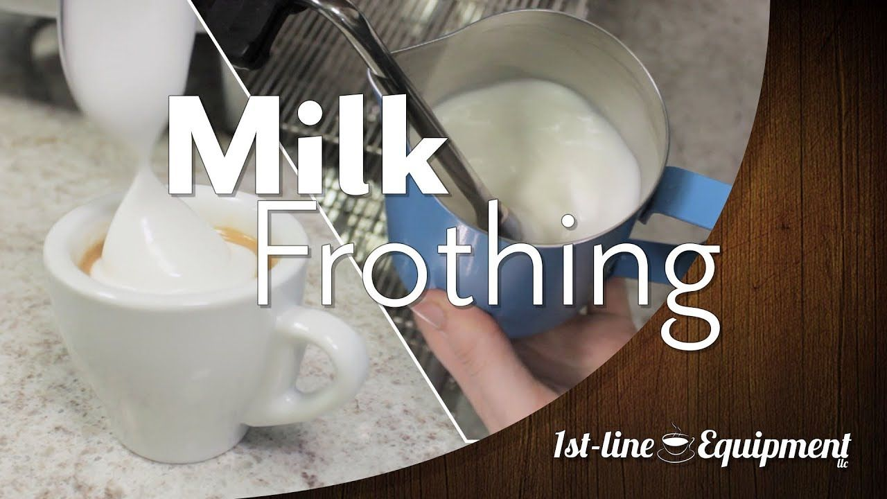 Milk Frothing Steaming like a Pro Milk, Latte art, How