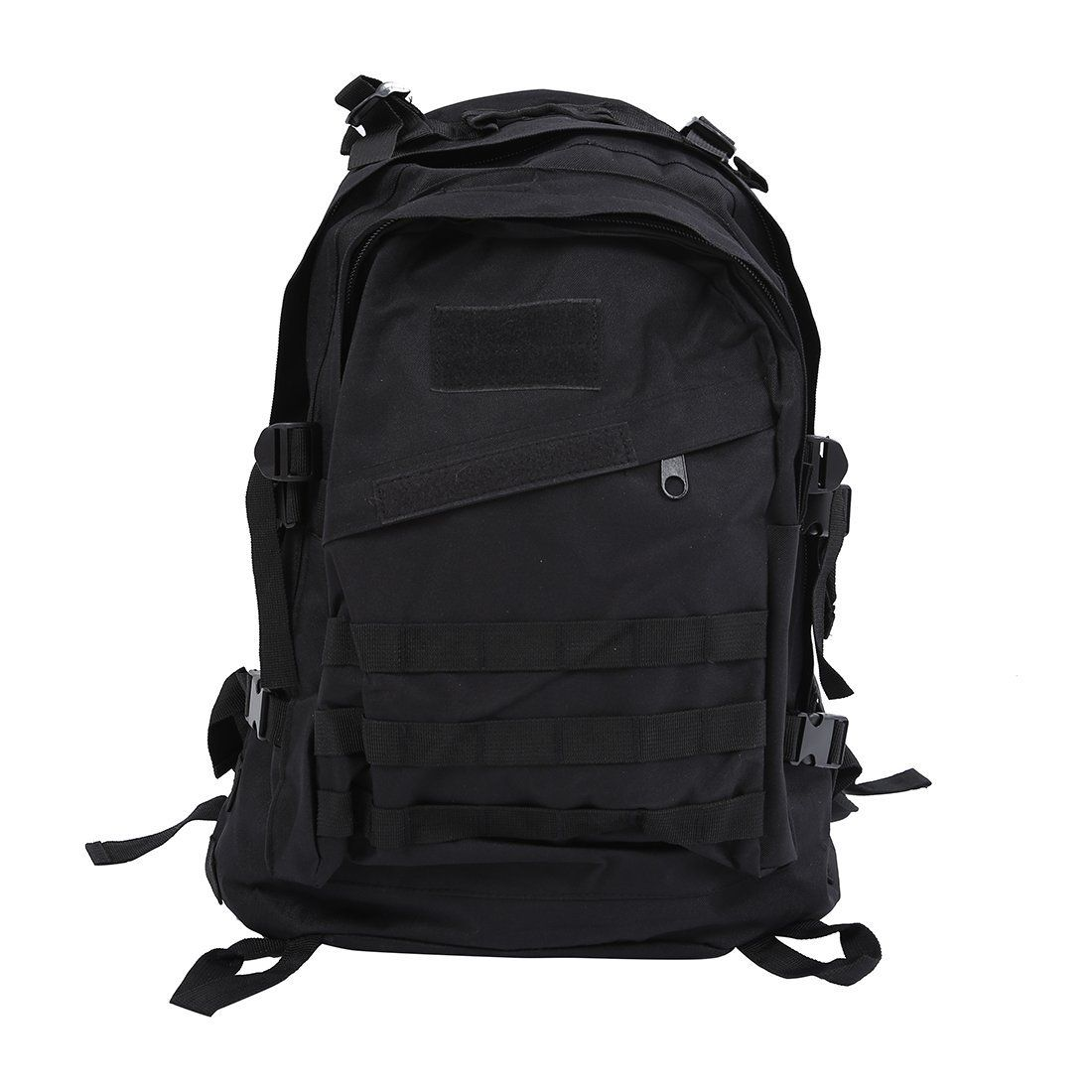 e5b4c3de960a Backpack - SODIAL(R) Outdoor 40L 600D Waterproof Oxford Cloth Military Rucksack  Tactical Backpack Bag ACU Camouflage Sports Travelling Hiking Bag Black      ...