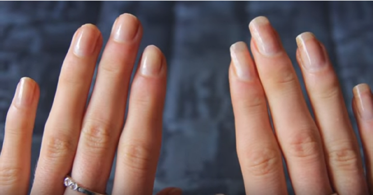 Try This Experiment To Make Your Nails Grow The Quickest And ...