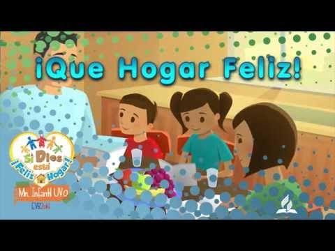 Con Cristo En La Familia Nº8 Ebv Si Dios Esta Feliz Hogar