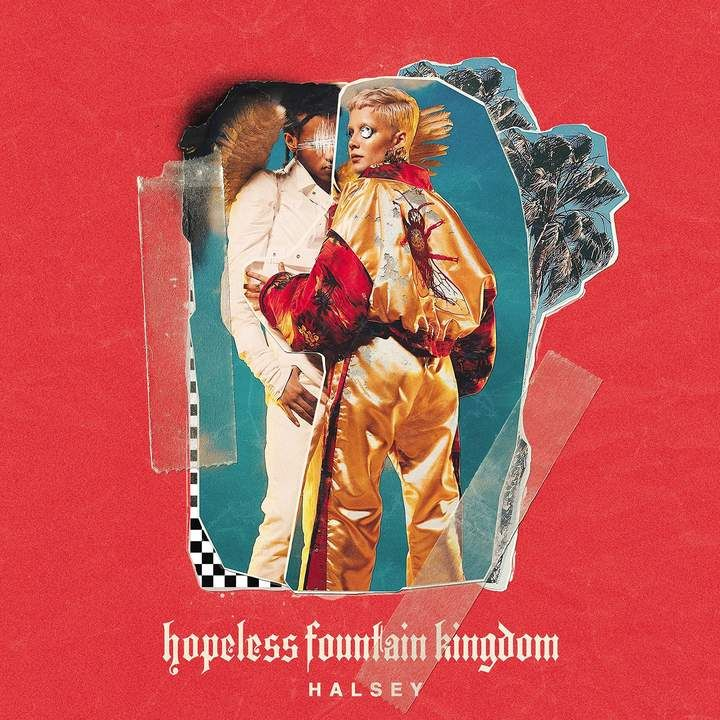 Halsey Hopeless Fountain Kingdom Vinyl Record With Images