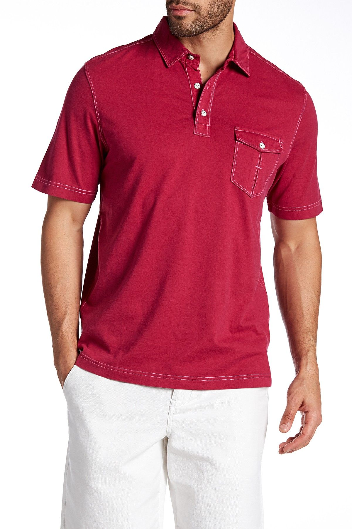 Vacanza Short Sleeve Polo