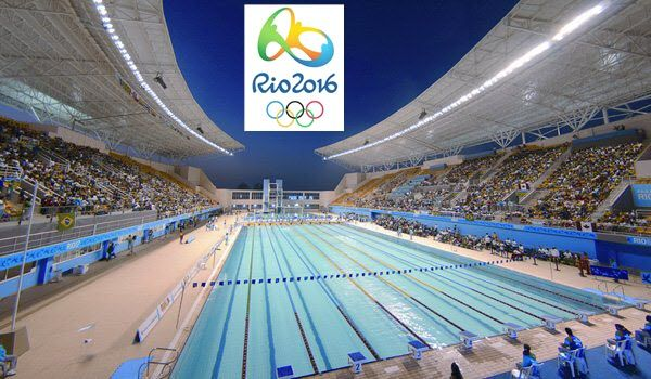 rio olympics 2016 swimming