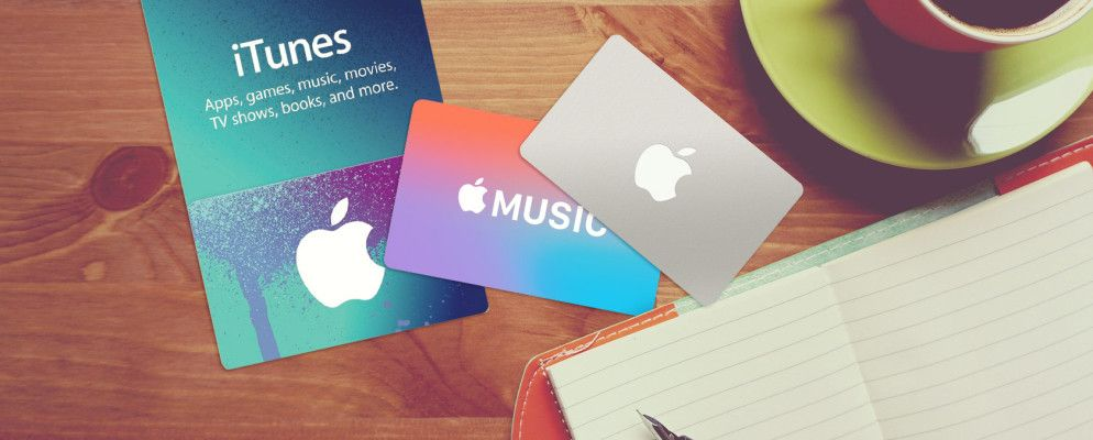 How to use your apple or itunes gift card itunes gift